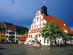 Rathaus in Grimma, Foto: TMGS